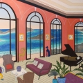 Casa Marina - Image Size : 29x36 Inches