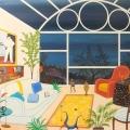 Casa Mysteriosa - Image Size : 29x36 Inches