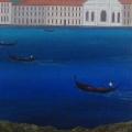 Giudecca Terrace - Image Size : 8x24 Inches