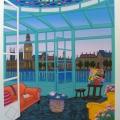 Veranda Matisse - Image Size : Inches