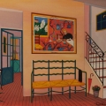 Matisse Hallway - Image Size : 20x24 inches