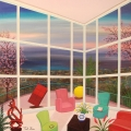 Modern Interior - Image Size : 24x24 Inches