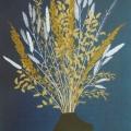 Fleur Séchées - Image Size : 19x24 Inches