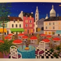 After Hours in Paris - Image Size : 25x31 Inches